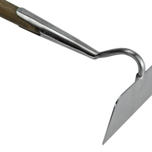 Prestige Stainless Steel Draw Hoe Ash Handle