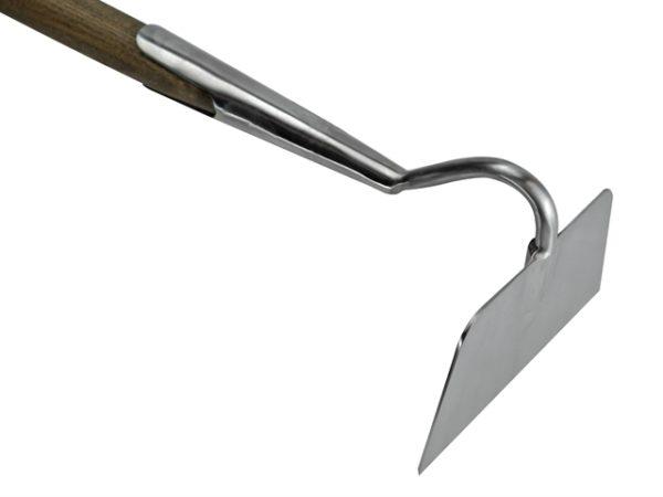 Prestige Stainless Steel Draw Hoe Ash Handle
