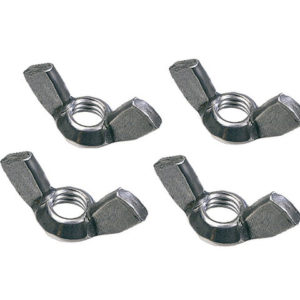 External Building Profile Wing Nuts (Pack of 4)