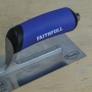 Prestige Midget Plastering Trowel 200 x 75mm (8 x 3in)