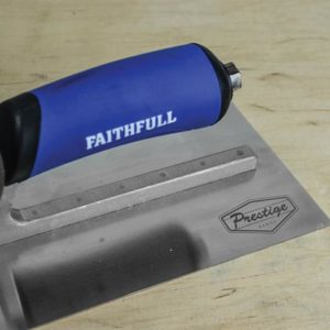 Prestige Notched Trowel 275 x 115mm (11 x 4.1/2in)