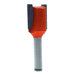 Router Bit TCT Two Flute 15.9mm x 19mm 1/4in Shank
