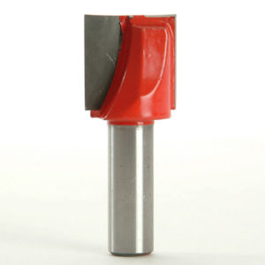 Router Bit TCT Two Flute 25.4mm x 25mm 1/2in Shank
