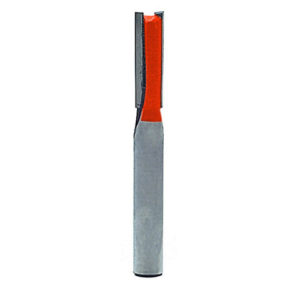 Router Bit TCT Two Flute 6.3mm x 16mm 1/4in Shank