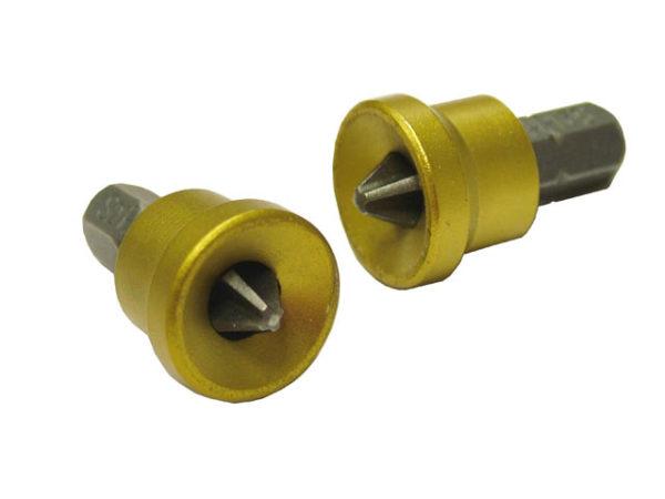 Drywall Screwdriver Adaptor + Bits 2 Ph2
