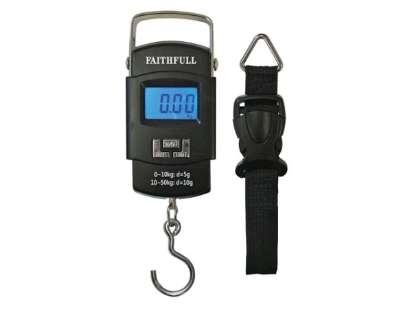 Portable Electronic Scale 0-50kg