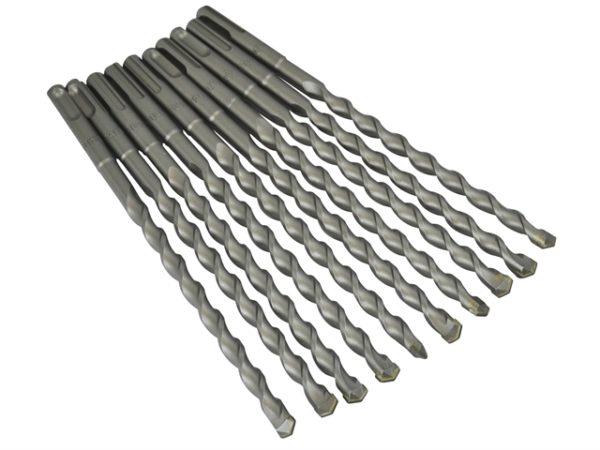 SDS Plus Drill 10mm OL: 210mm WL: 150mm Bulk 10