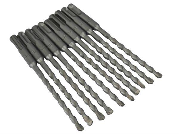 SDS Plus Drill 7mm OL: 160mm WL: 100mm Bulk 10