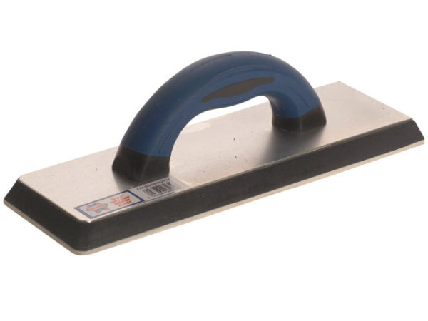 Grout Trowel Soft Grip Handle 4 x 12in