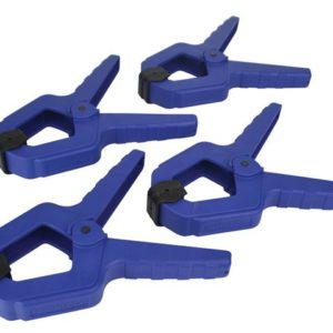 Spring Clamp 75mm (3in) (Pack 4)