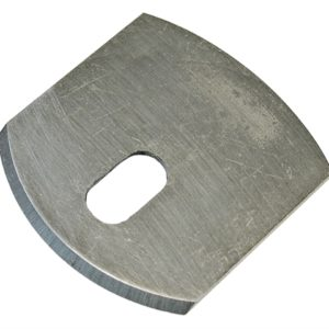 Replacement Convex Spokeshave Blade 52mm