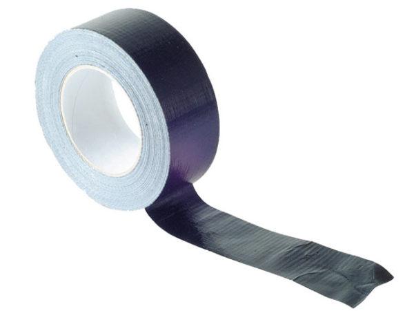 Gaffa Tape 50mm x 50m Black