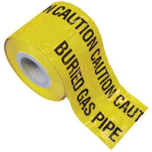 Warning Tape 365m - Gas