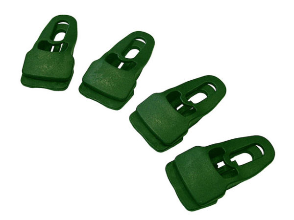 Instant Clip-On Tarpaulin Eyelets (Pack of 4)