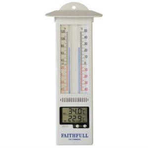 Thermometer Digital Max-Min