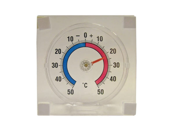 Thermometer - Stick-on Window