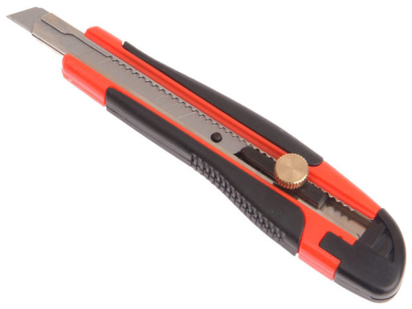Retractable Snap-Off Trimming Knife 9mm