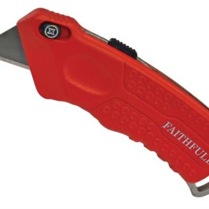 Turbo Auto Feed Retractable Knife
