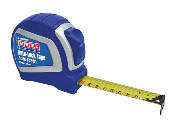 Auto-Lock Tape 10m/33ft (Width 25mm)