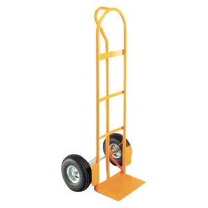 Box Sack Truck with P-Handle
