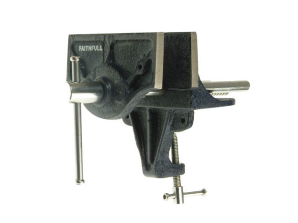Woodcraft Vice 150mm (6in) - Clamp Mount