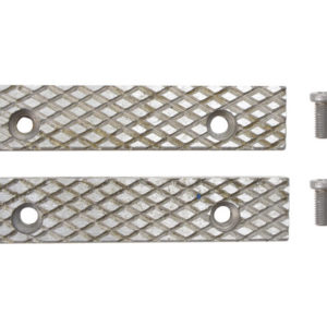 Replacement Steel Jaws For VM3 Vice