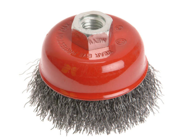 Wire Cup Brush 60mm x M14 x 2 0.30mm