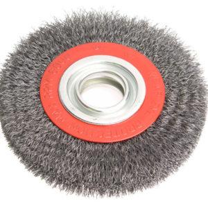Wire Wheel 200mm x 25 x 32mm 0.30mm Wire