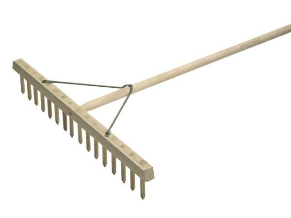 Wooden Hay Rake