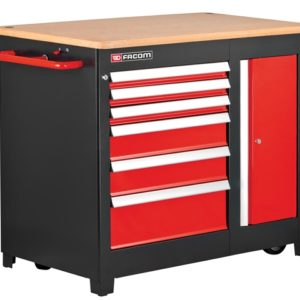 JET 6 Heavy-Duty Mobile Workbench