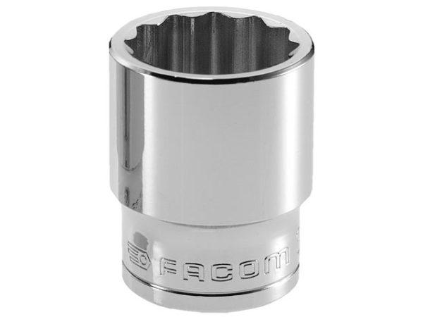 Bi-Hexagon Socket 1/2in Drive 19mm