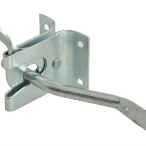 Auto Gate Latch - Zinc Plated