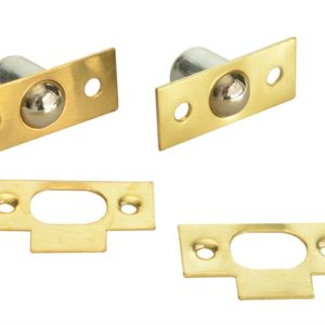 Bales Catch -Brass Finish (Pack 2)