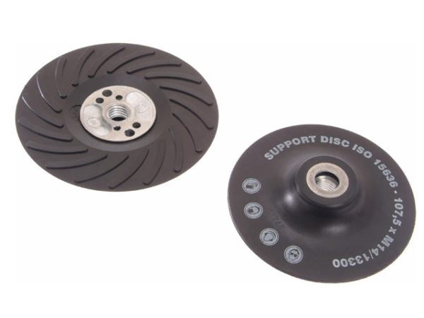 Angle Grinder Turbo Pad ISO Hard 115mm (4.5in) M14