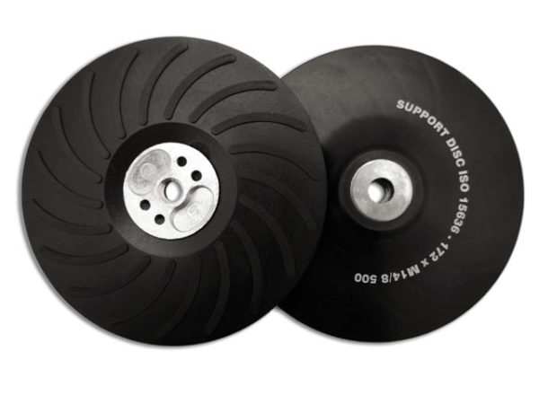 Angle Grinder Turbo Pad ISO Hard 180mm (7in) M14