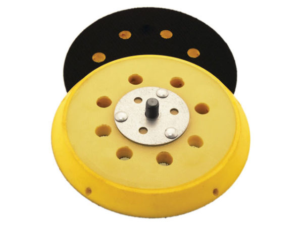 Dual Action Sander Pad 125mm GRIP® 8 Hole 5/16 UNF