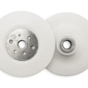 Angle Grinder Pad White 115mm (4.5in) M14