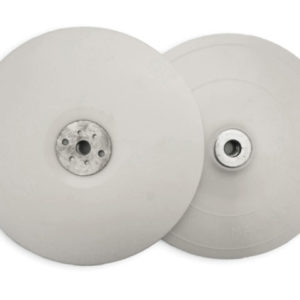Angle Grinder Pad White 230mm (9in) M14