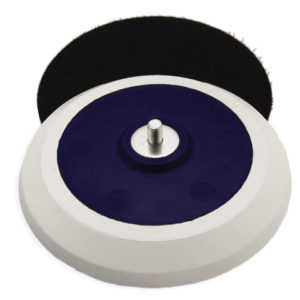 Dual Action Sander Pad 150mm GRIP® No Holes 5/16 UNF Foam Layer