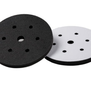 Dual Action Cushion Pad 150mm 6 + 1 Hole GRIP®