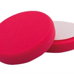 Red Super Soft Finishing Pad 150mm