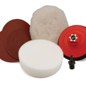 Sanding & Polishing Kit M14 & 6mm GRIP®