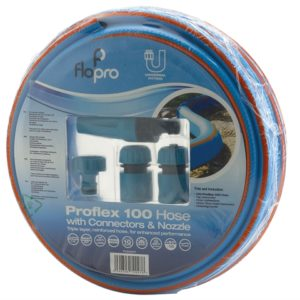Flopro Hose 15m with Connectors 12.5mm (1/2in) Diameter