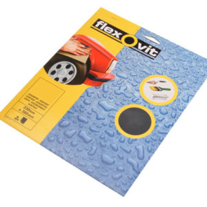 Waterproof Sanding Sheets 230 x 280mm 600G (25)