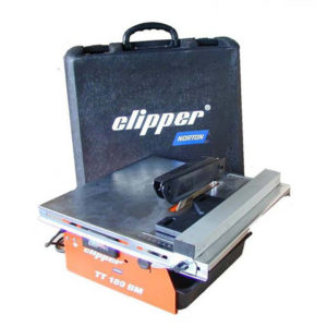 TT180BM Water Cooled Pro Tile Cutter in Carry Case 550W 240V