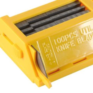 Heavy-Duty Knife Blades (Pack 100)