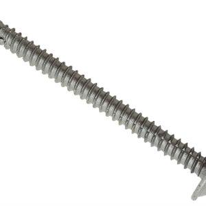 TechFast Baypole Screw Wafer Head TORX® 4.8 x 80mm Box 100