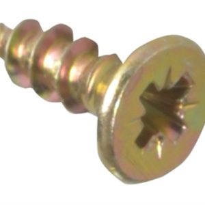 Multi-Purpose Pozi Screw CSK ST ZYP 3.0 x 10mm Forge Pack 80
