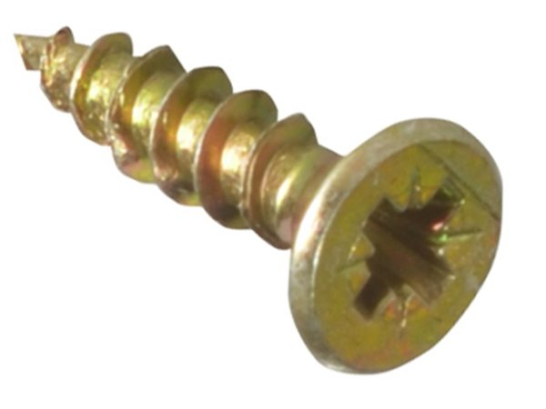 Multi-Purpose Pozi Screw CSK ST ZYP 3.0 x 13mm Forge Pack 60