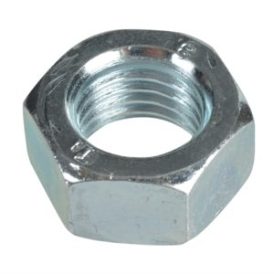 Hexagonal Nuts & Washers ZP M16 Forge Pack 4